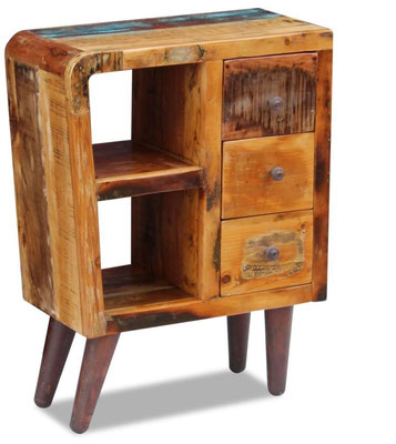 legno riciclato +armadio +armadietto +cassetti +vintage +recupero +recuperato +60