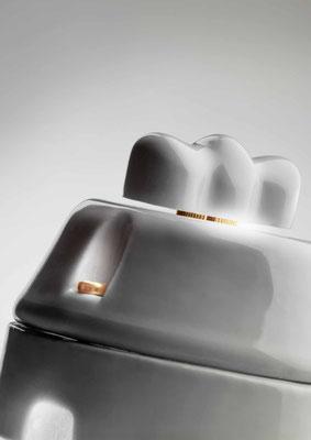 impianto epoca +elettrico +a vista +vintage +ceramica +sandro online shopping