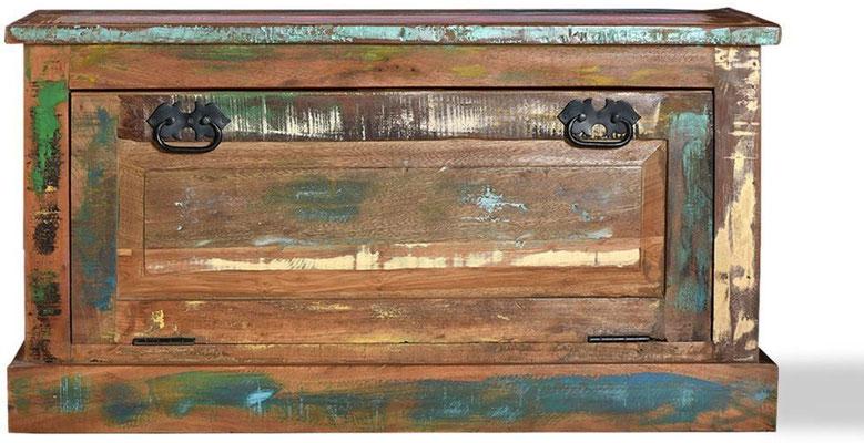 scarpiera #legno #riciclato #recupero