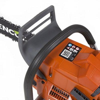 motosega +sandro shop +72cc +leggera +scoppio +barra +lama 60cm. +greencut