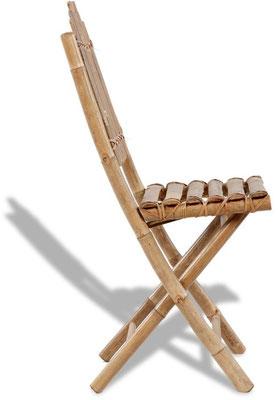 sedia +bambù +bamboo +rotondo +pieghevole +arredo +esterni +sandro +shop +vendita +online