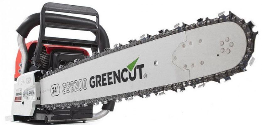 """motosega 90cc +greencut +barra 60cm +24"""" +sandro shop"""