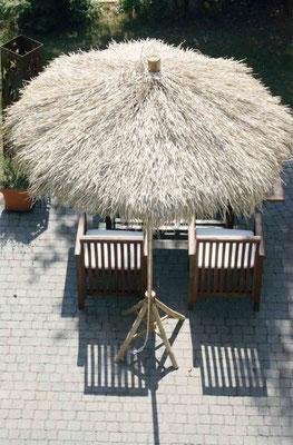 ombrellone +bambù +bamboo +sandroshop +banana +foglie