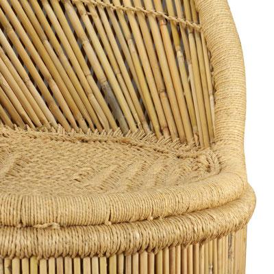 poltrona +bambù
