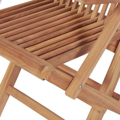 sedia +braccioli +teak +legno +mobili +esterno +giardino +arredo +pieghevole