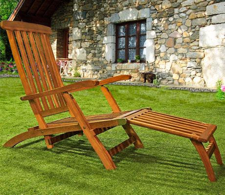 sedia +sdraio +prendi sole +giardino +outdoor +garden +arredo +legno +acacia +sandro +shopping +online +shop +esterni