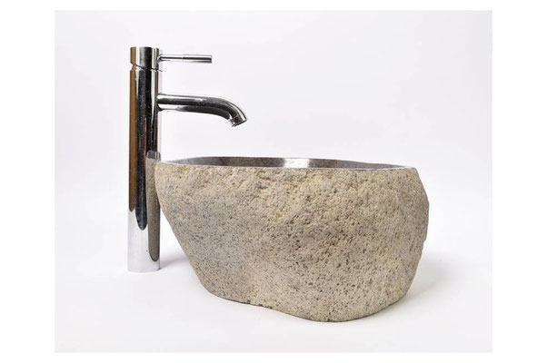 wash basin #overtop #lavello #lavandino #pietra #fiume #sasso