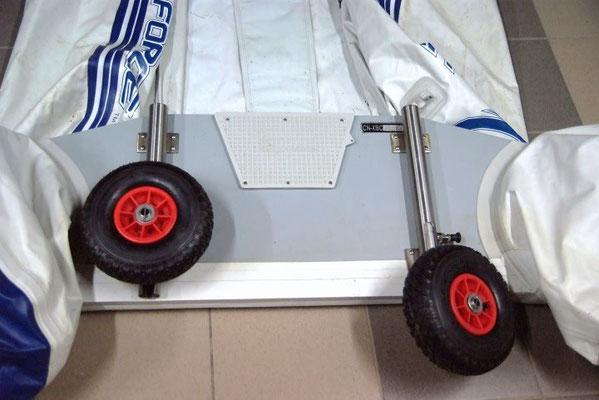 ruote alaggio +gommone +ruotine +sandro shop