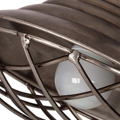 industrial style lampada da tavolo