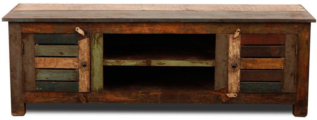 mobili in legno riciclato porta tv - benvenuti su sandro shop - Mobili Porta Tv Legno