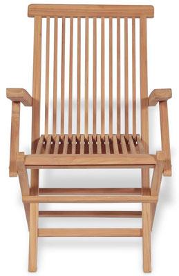 sedia +braccioli +teak +legno +mobili +esterno +giardino +arredo