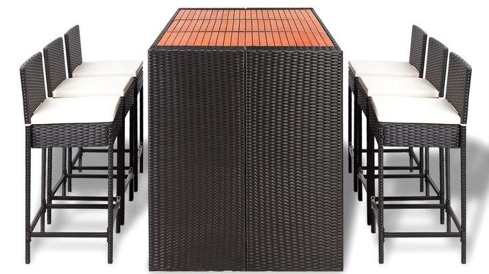 Tavolo alto sgabelli bar benvenuti su sandro shop
