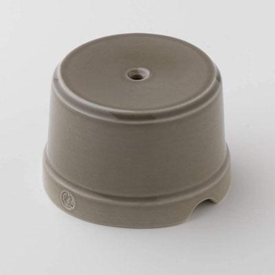 cassetta #derivazione #ceramica #porcellana #impianto #vista #vintage #tortora #klartext