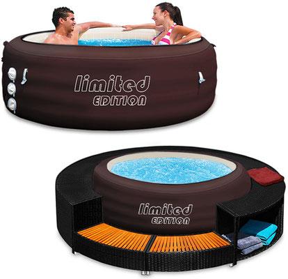 idromassaggio +esterni +SPA +piscina