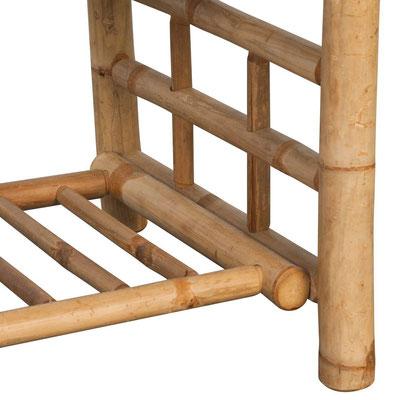 tavolino bambù +caffè +arredo +giardino +outdoor +esterno +sandroshop +vendita +online