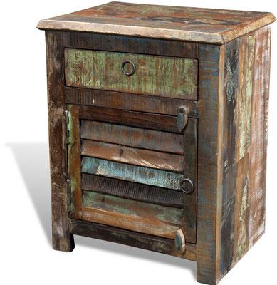 Comodini in legno riciclato - Benvenuti su Sandro Shop