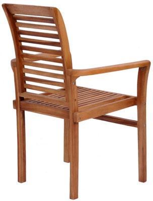 sedia #teak #impilabile #braccioli #sandro #shopping #online