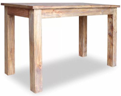 tavolo #legno #massello #rustico #vintage #120 #recupero