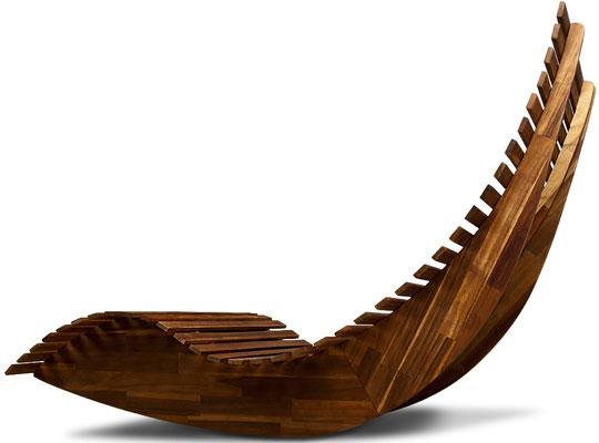 sdraio +prendisole +ergonomica +legno acacia +arredo giardino +sauna +SPA