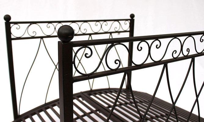 ponte #decorativo #metallo #ferro #giardino #sandroshop.com
