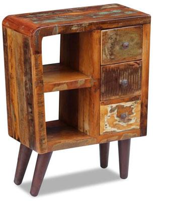 legno riciclato +armadio +armadietto +cassetti +vintage +recupero +recuperato
