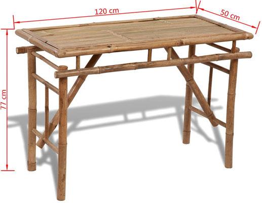 tavolo +bamboo +bambù