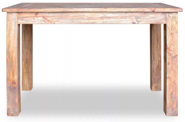 tavolo #legno #massello #rustico #vintage #120 #riciclato #cm