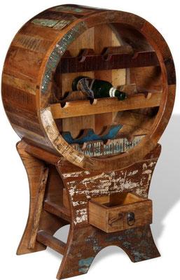 cantina +cantinetta +porta bottiglie +vino +legno +massello +riciclato +vintage #recupero