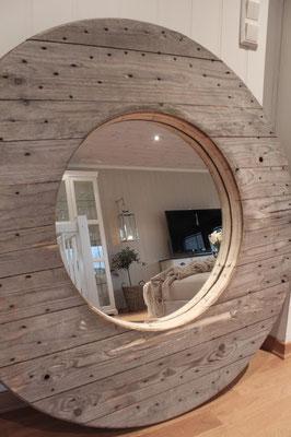 flangia +legno +bobina +riciclo +specchio +industriale +sandro +shop +online +shopping +vendita