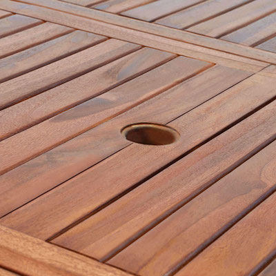 tavolo +legno +acacia +eucalipto +allungabile