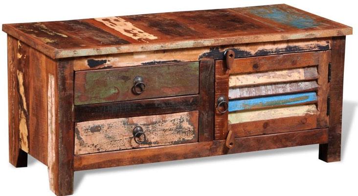 Mobili Legno Recuperato : Mobili porta tv in legno di recupero benvenuti su sandro shop