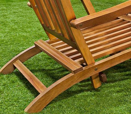 sedia sdraio +prendi sole +giardino +outdoor +garden +arredo +legno +acacia +sandro +shopping +online +shop