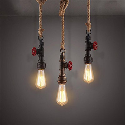 lampada +vintage +fune +industriale +sandroshop +vendita +online +shopping