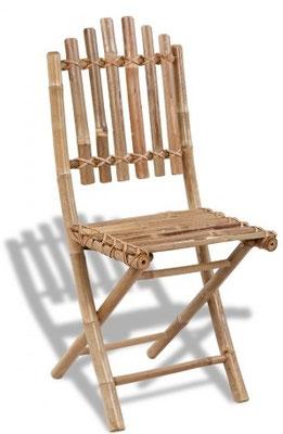 tavolo +sedie +bambù +bamboo +rotondo +pieghevole +arredo +esterni +sandro +shop +vendita +online