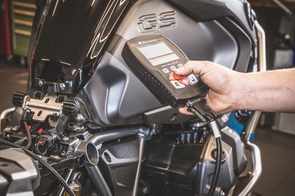 BMW Motorrad Service Reparatur Solothurn Bern