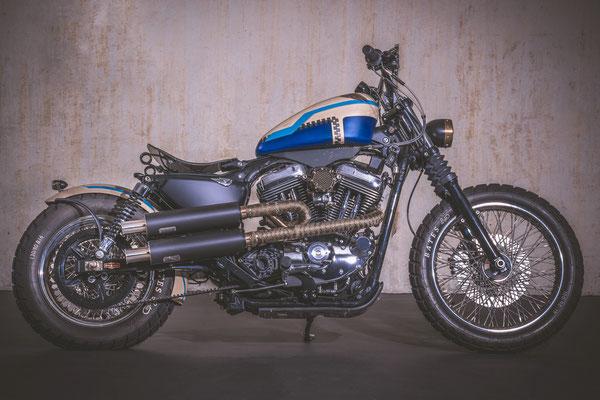 KOFMEHL STYLE BOBBER Harley Davidson Solothurn Bern Outback Motors Lohn Ammannsegg