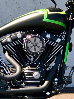 Harley Davidson Custom Bern Solothurn