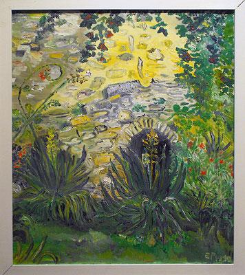 Wilder Garten 1999