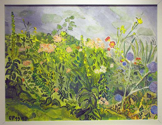 Wildblumenwiese 1977