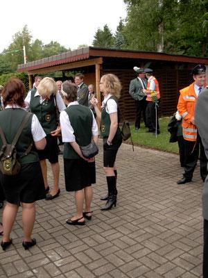 Moderner Uniformstil in Ahrensfluchtermoor.