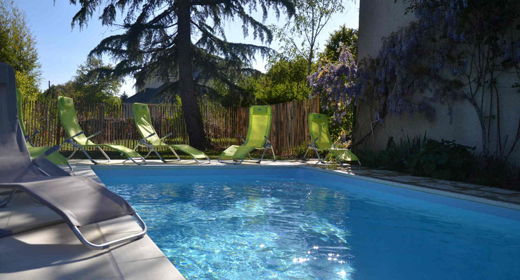 group-accomodation-Loire-Valley-Blois-swimming-pool-sauna