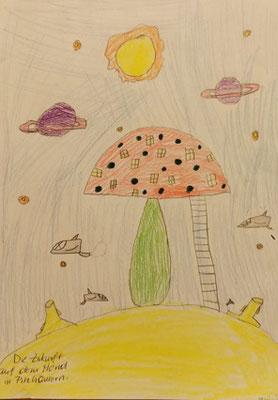 ... der schönste Pilz den ich je sah... Gruppe  Kids