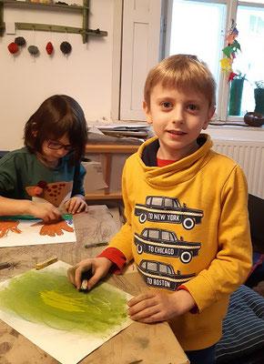 Theo Siegl, Kids, 2020