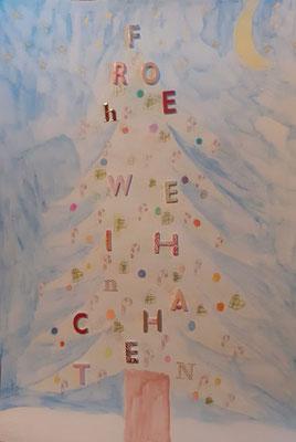 """""""Weihnachten"""",  von Johanna H., KIDS"""