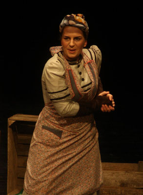 Mrs. Herring, ALBERT HERRING, B. Britten