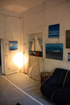 ... ein Segelschiff (und Meeresrauschen!), ...
