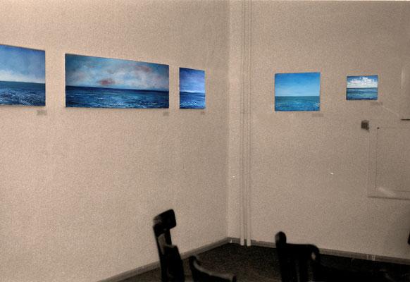 Die kleine Ausstellung im TIV.