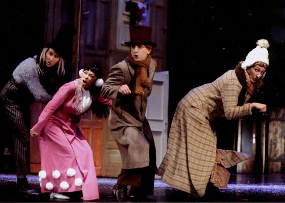 """""""... ein Hoch auf Onkel Scrooge, wo immer er gerade auch ist!"""" (© Roger Paulet)"""
