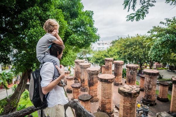 Es ist nie zu früh etwas über die Kultur und Geschichte von Vietnam zu lernen.