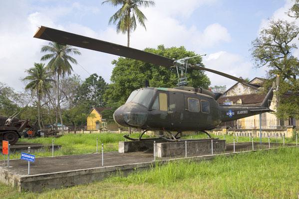 Zeitzeugen des Vietnam-Kriegs, als bis zu 80% von Hue zerstört wurde